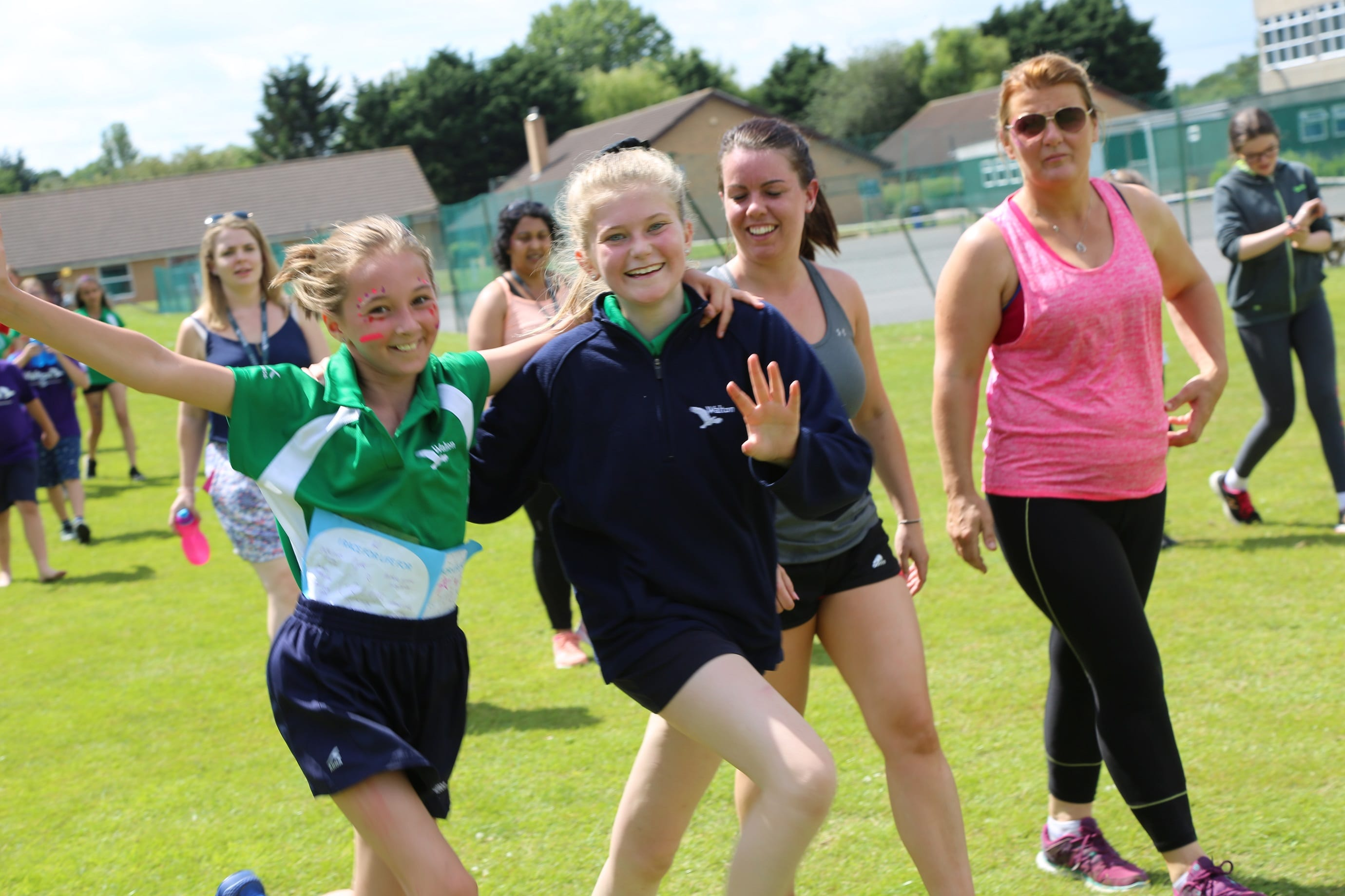 Walton 'Race for Life' raises over £5,000 for charity