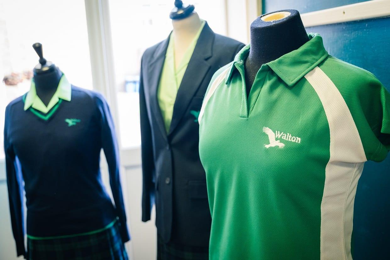Walton uniform suppliers – update 27 August