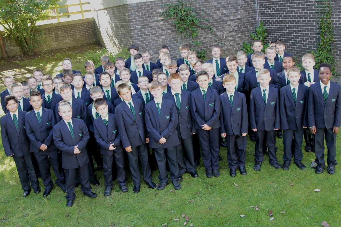 Walton boys make history