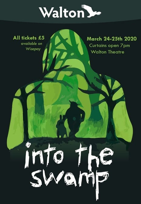 Tickets on sale for student production of 'Into the swamp'